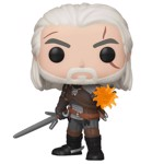 The Witcher 3: Wild Hunt - Geralt Glow in the Dark Pop! Vinyl Figure - Packshot 1