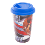 Marvel - Captain America: Civil War - Ironman and Captain America Travel Mug - Packshot 2
