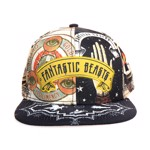 Fantastic Beasts - Artworks Print Cap - Packshot 1