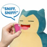 Pokemon - Snooze Action Snorlax Plush - Packshot 2