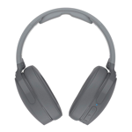 Skullcandy - Hesh 3 Wireless Over-the-ear Headphones - Gray - Packshot 2
