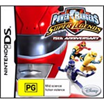Power Rangers: Super Legends - Packshot 1