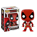 Marvel - Deadpool - Deadpool with Swords Pop! Vinyl Figure - Packshot 1