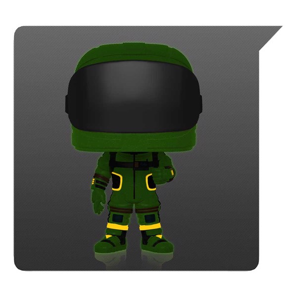 Fortnite - Dark Voyager Glow-in-the-Dark NYCC19 Pop! Vinyl Figure - Packshot 2
