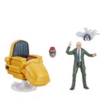 "Marvel -  Professor X with Hover Chair 6"" Marvel Legends Series Action Figure - Packshot 2"