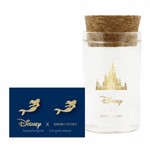 Disney - The Little Mermaid - Ariel Short Story Gold Stud Earrings - Packshot 1