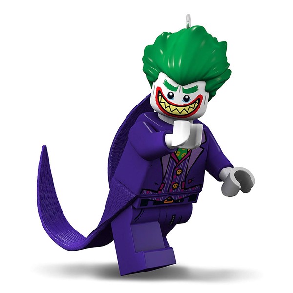 LEGO - The Lego Batman Movie - The Joker Hallmark Keepsake Decoration - Packshot 1