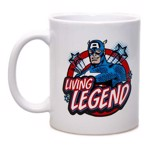 Marvel - Captain America - Legend Mug - Packshot 1