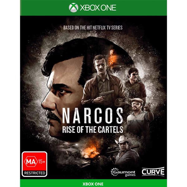 Narcos: Rise of The Cartels - Packshot 1