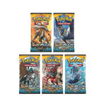 Pokemon - TCG - Sun & Moon Booster Pack - Packshot 2
