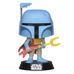 Star Wars - Boba Fett Animated Pop! Vinyl Figure - Packshot 1