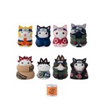 Naruto: Shippuden - Cats of Konoha Figure Set - Packshot 1