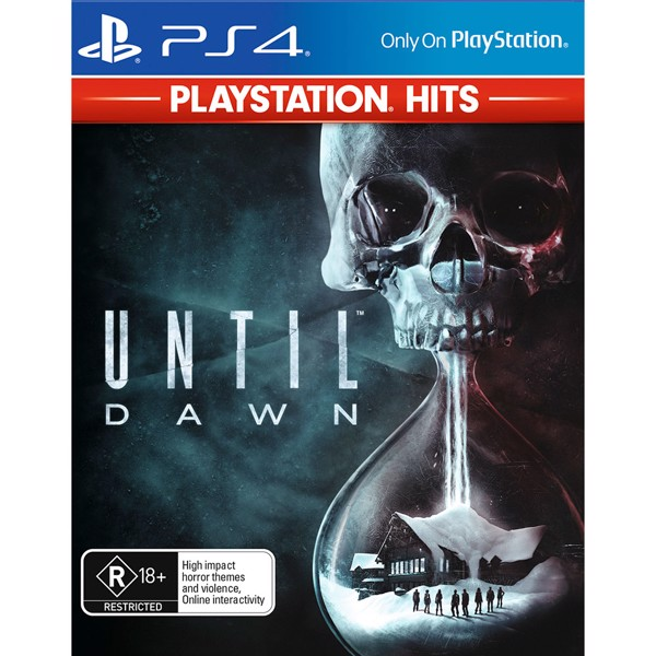 Until Dawn - Packshot 1