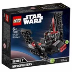 Star Wars - LEGO Kylo Ren's Shuttle Microfighter - Packshot 3