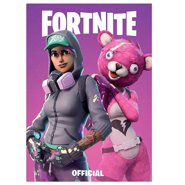 Fortnite - Fortnite A5 Jotter Hardcover Journal - Packshot 1