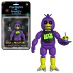 "Five Nights at Freddy's - Chica Black Light 5"" Action Figure - Packshot 1"
