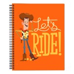 Disney - Toy Story - Woody Letsride Notebook - Packshot 1