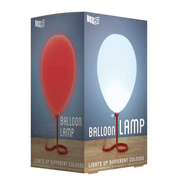 Balloon Color Changing Lamp - Packshot 2