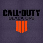 Call of Duty: Black Ops 4 Logo Grey T-Shirt - Packshot 2