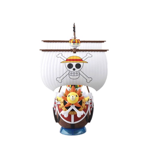 One Piece - Grand Ship Collection Thousand Sunny PVC Statue - Packshot 1