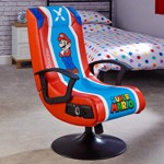X-Rocker Nintendo Veleno 2.1 Mario Gaming Chair - Packshot 2