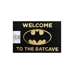 DC Comics - Batman Logo Doormat - Packshot 1