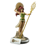 "DC Comics - Mera Bombshell 12"" DC Collectibles Statue - Packshot 1"