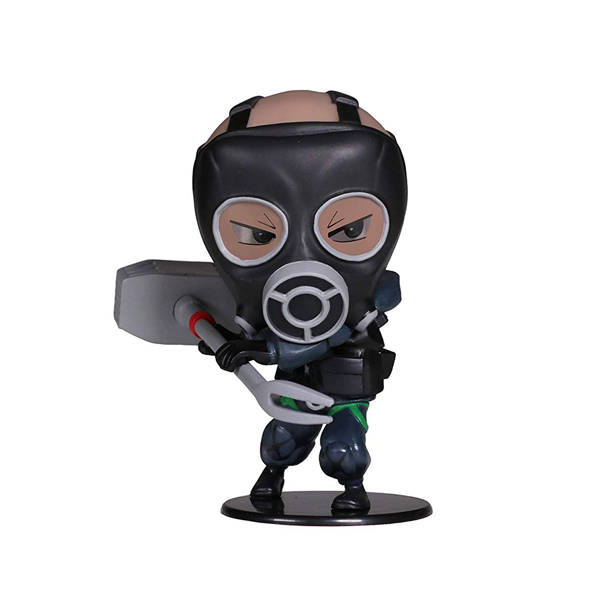 Rainbow Six Siege - Six Collection - Sledge Chibi Figure - Packshot 1