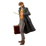 Harry Potter - Fantastic Beasts - Newt Scamander Figure - Packshot 1