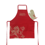 Game of Thrones - Lannister Apron and Oven Mitt Set - Packshot 1