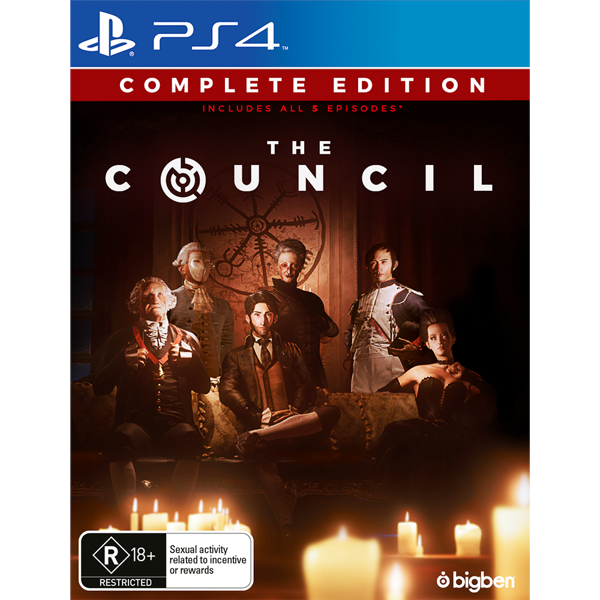 The Council Complete Edition - Packshot 1