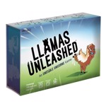 Llamas Unleashed Board Game - Packshot 1