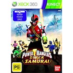 Power Rangers: Super Samurai - Packshot 1