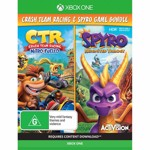 Crash Team Racing + Spyro Reignited Trilogy Game Bundle - Packshot 1