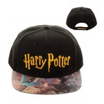 Harry Potter - Vinyl Bill Print Cap - Packshot 1