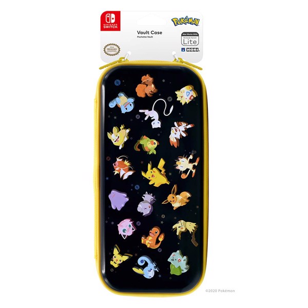HORI Nintendo Switch Vault Case – Pokémon: Stars - Packshot 5