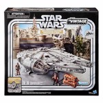 Star Wars - The Vintage Collection Galaxy's Edge Millennium Falcon Smuggler's Run Playset - Packshot 4
