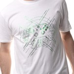 Xbox - Game On White T-Shirt - Packshot 3