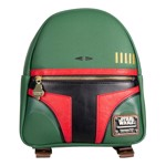 Star Wars - Boba Fett Loungefly Mini Backpack - Packshot 1