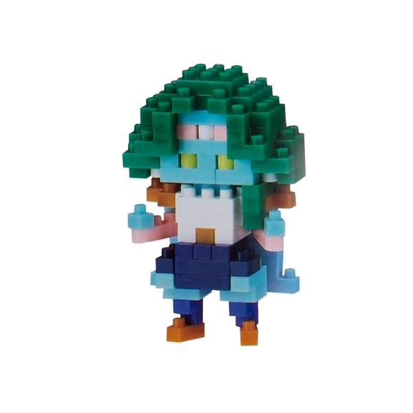 Dragon Ball Z - Zarbon Nanoblocks Figure - Packshot 1