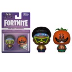 Fortnite - Funk Ops & Tomatohead Pint-Sized Heroes 2-Pack Figure - Packshot 1
