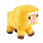 "Minecraft - Golden Baby Sheep 7"" Plush - Packshot 1"