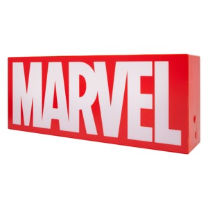 Marvel Logo Light - Things For Home