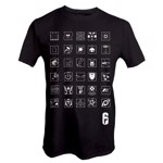 Rainbow 6: Siege - Graphics T-Shirt - S - Packshot 1