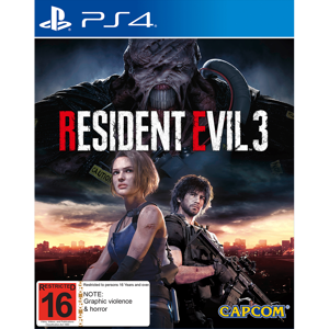 Resident Evil III (preowned) - PlayStation 4