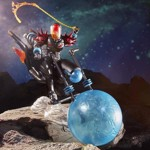 "Marvel - Cosmic Ghost Rider 6"" Marvel Legends Action Figure & Vehicle Set Riders Series - Packshot 6"