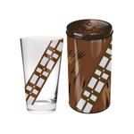 Star Wars - Chewbacca Glass and Money Bank Set - Packshot 1