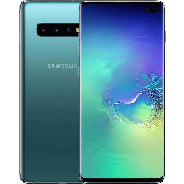 Samsung Galaxy S10+ 128GB - Prism Green (Refurbished by EB Games) - Packshot 1