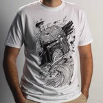 Star Wars - Bounty Art T-Shirt - M - Packshot 3