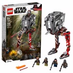 Star Wars - LEGO The Mandalorian AT-ST Raider - Packshot 1